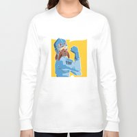 nausicaa Long Sleeve T-shirts featuring Protect the Valley by adho1982