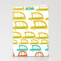 cars Stationery Cards featuring cars by mummysam