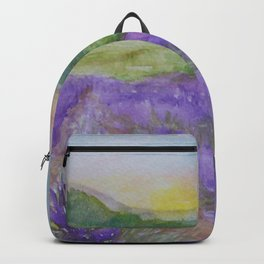 An Evening in Provence WC150601-12 Backpack