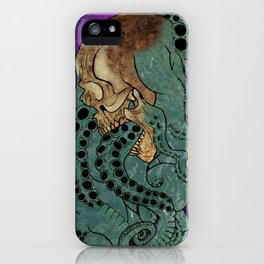 Space Anomally iPhone Case