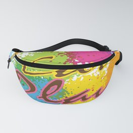 Eat Play Love Fanny Pack