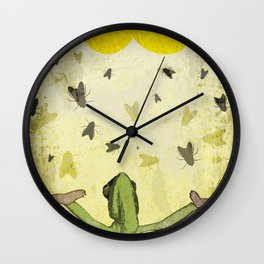 Lord of the Flies Wall Clock