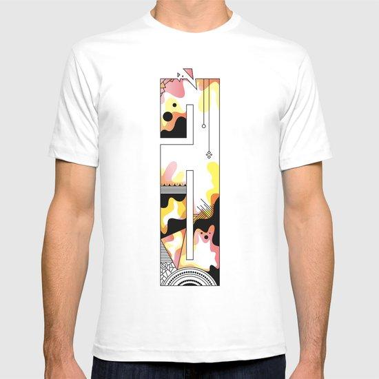a typo T-shirt
