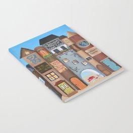 Wee Folk Lane Notebook