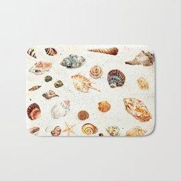 Shells Beautiful Thing! Bath Mat