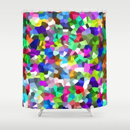 CRY PAT 101 Shower Curtain
