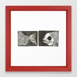 Ouroburos Framed Art Print