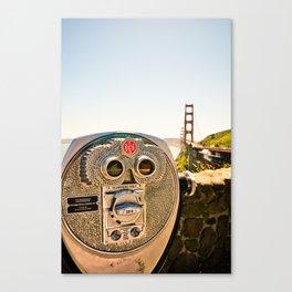San Francisco. Canvas Print
