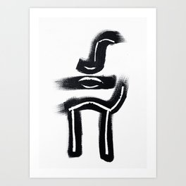 Krasa Art Print