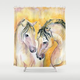 Forever Friend Shower Curtain