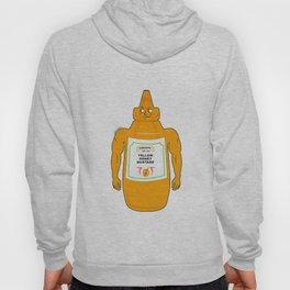 Mustard Man Hoody