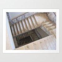 escher Art Prints featuring Escher by KMZphoto