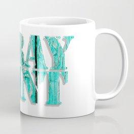 SPRAY PAINT Coffee Mug
