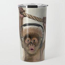Baby monkey Travel Mug
