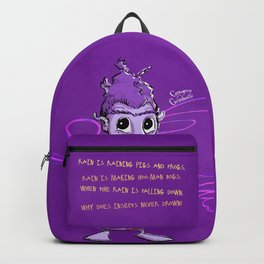 Gregory and the Grimbockle Backpack