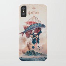 FlyFish iPhone Case