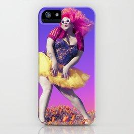 Big Poppy iPhone Case