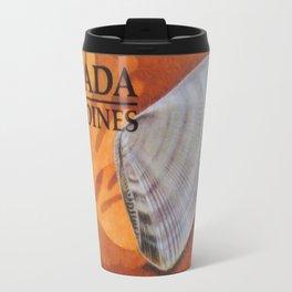Wedge Clam Donax Denticulata Travel Mug