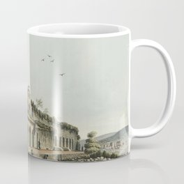 Stadium at Ephesus from Views in the Ottoman Dominions in Europe in Asia and some of the Mediterrane Coffee Mug