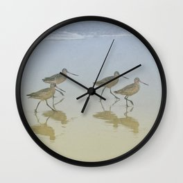 When the saints go marching in Wall Clock