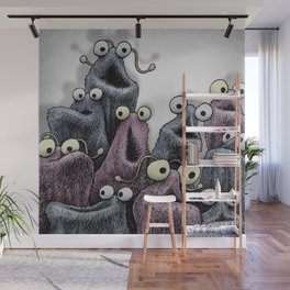Yip Yip Wall Mural
