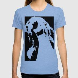 Black & White English Lop T-shirt
