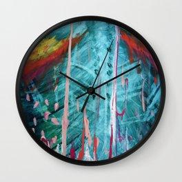 Cage Wall Clock