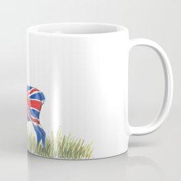 BRITISH Red Deer Coffee Mug
