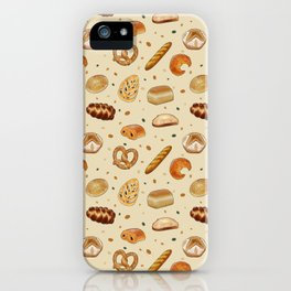 Delicious Baked Goods iPhone Case