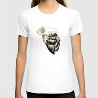 brussels T-shirts featuring Brussels Griffon by peter glanting