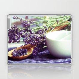 Lavender Time Laptop & iPad Skin