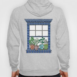 Window Garden Hoody