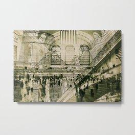 Grand Central Terminal, NYC Metal Print