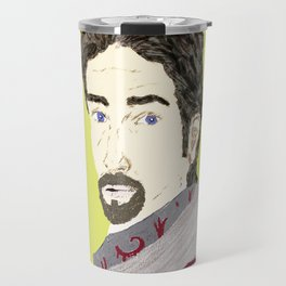 The Count of Monte Cristo Travel Mug