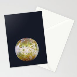 Portrait of Io (with plume) Stationery Cards