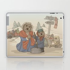 With Kindness, There's Room for us All. Laptop & iPad Skin