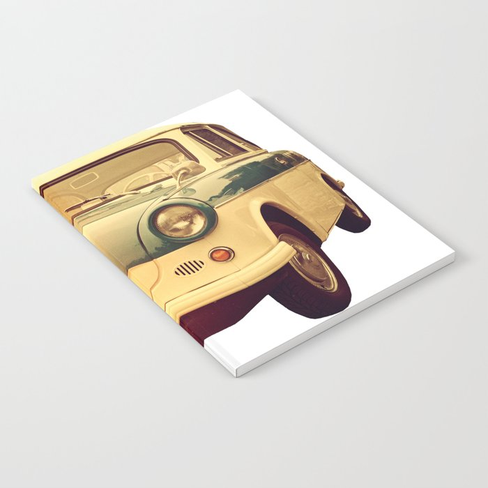Vintage car Notebook