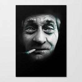 wrinkle Canvas Print