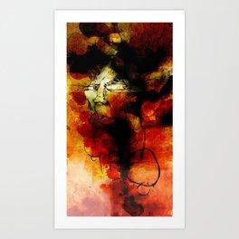 Arica Art Print