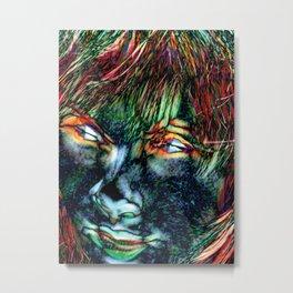 Titania Metal Print