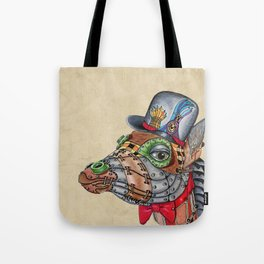 Steampunk G Tote Bag