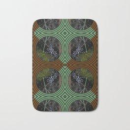 Nature Portals Pattern Bath Mat