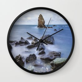 Gwenfaens Pillar Wall Clock