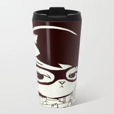Bakemona-Lisa Metal Travel Mug