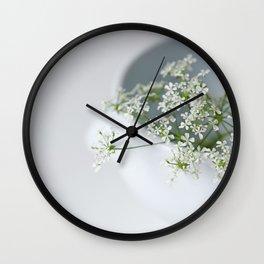 chervil Wall Clock