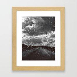 Mood Framed Art Print