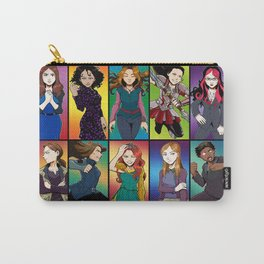 Season One SHIELD Ladies Carry-All Pouch