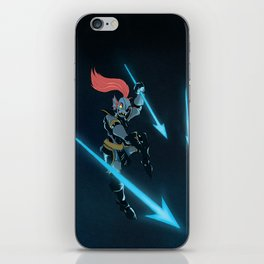 Undyne iPhone Skin
