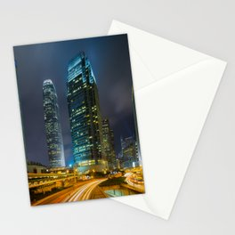 HONG KONG 25 Stationery Cards