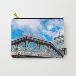 Crystal Palace in Retiro Park, Madrid Carry-All Pouch